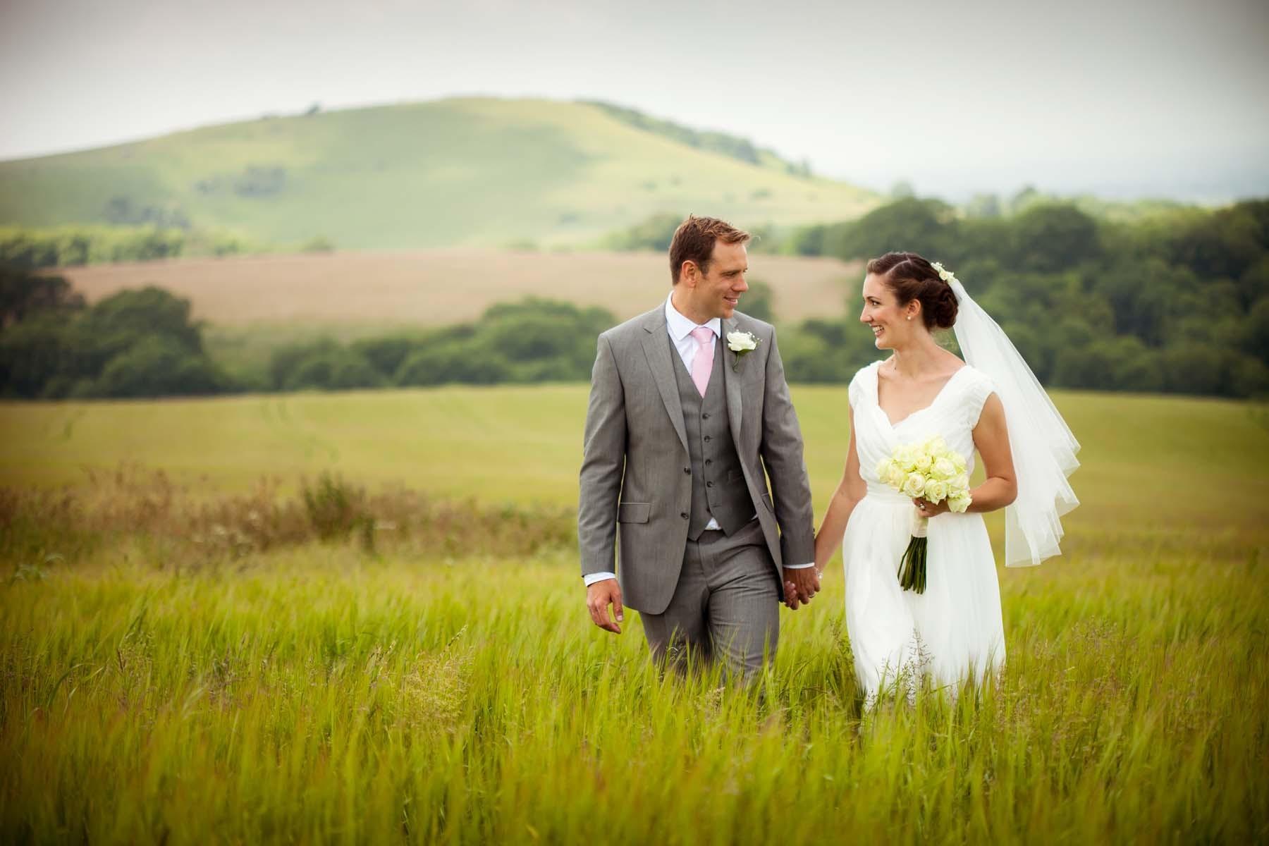 Sussex & Surrey Wedding Photographer - Bride & Groom (1)
