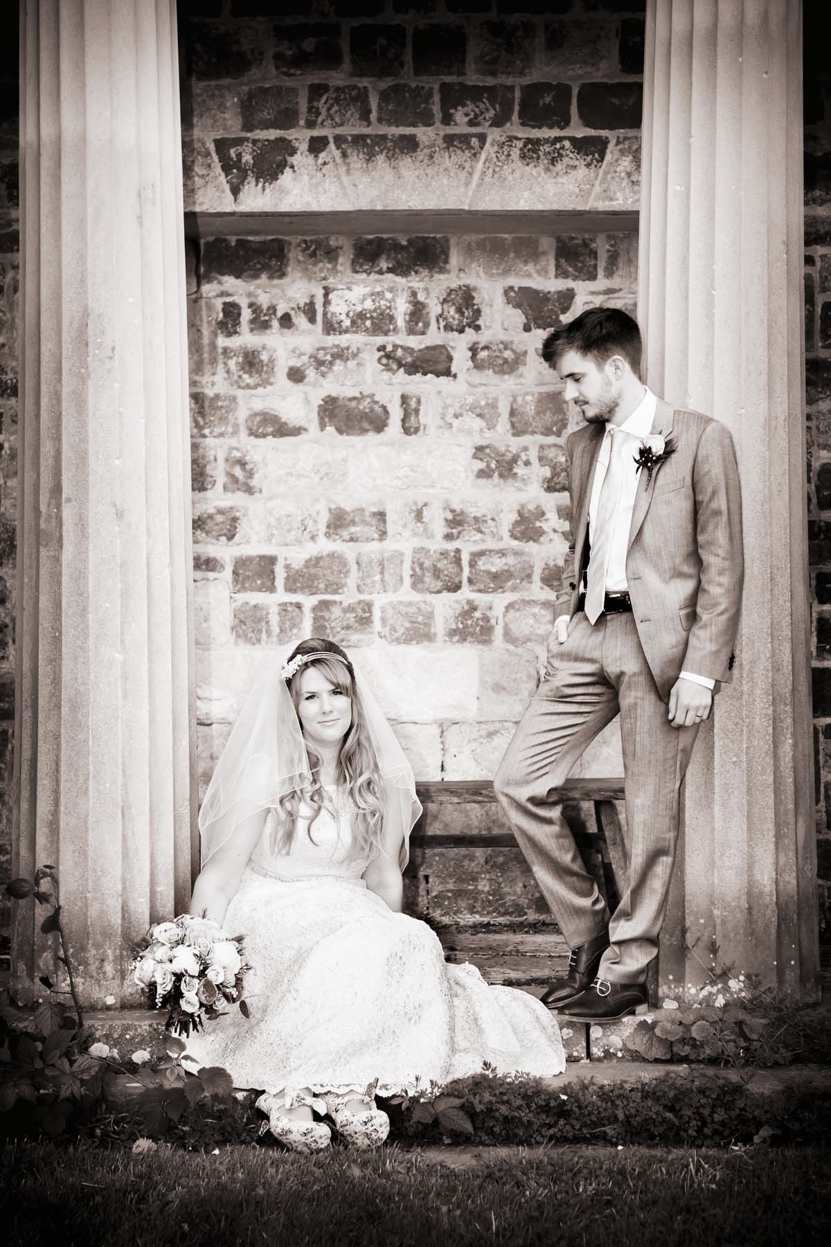 Sussex & Surrey Wedding Photographer - Bride & Groom (2)