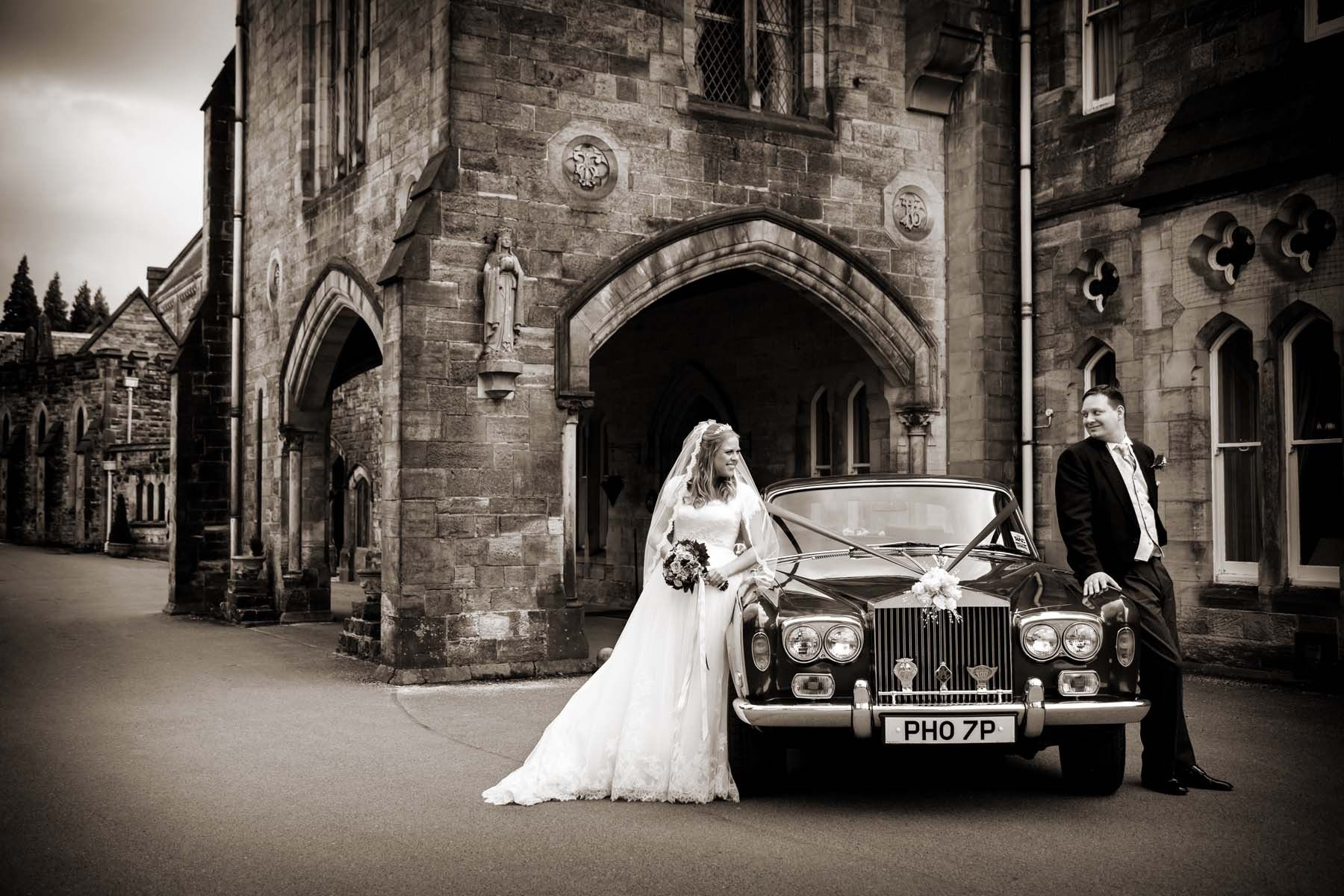 Sussex & Surrey Wedding Photographer - Bride & Groom (23)