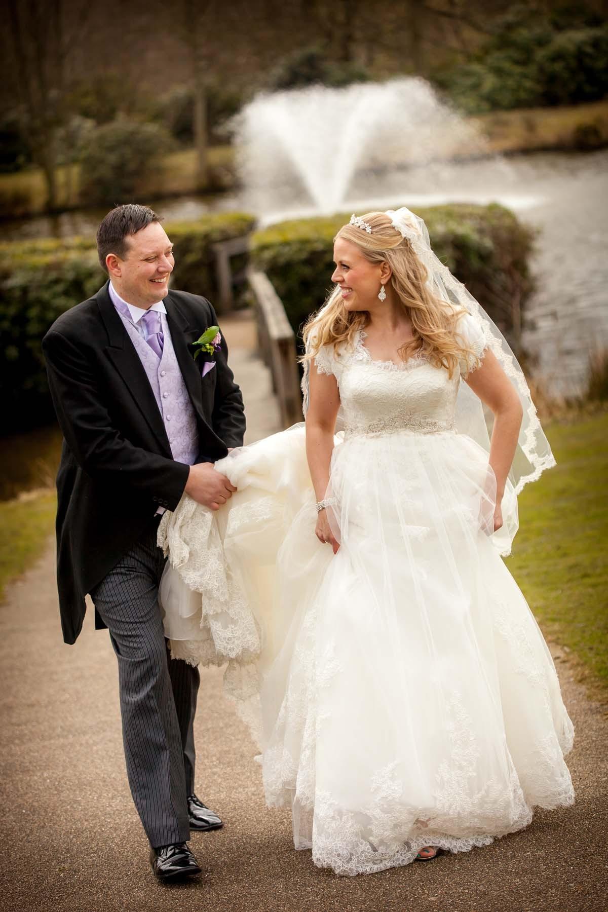 Sussex & Surrey Wedding Photographer - Bride & Groom (25)