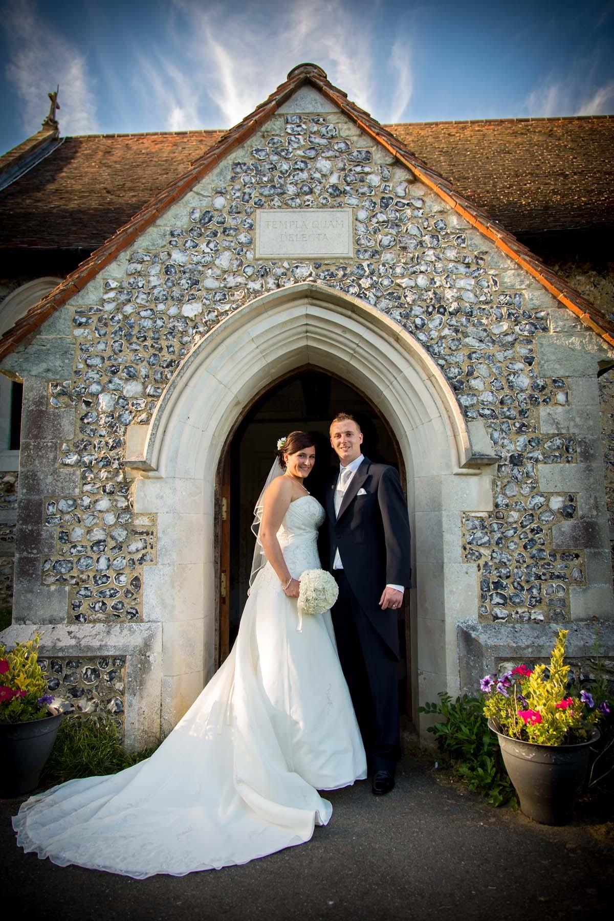 Sussex & Surrey Wedding Photographer - Bride & Groom (42)