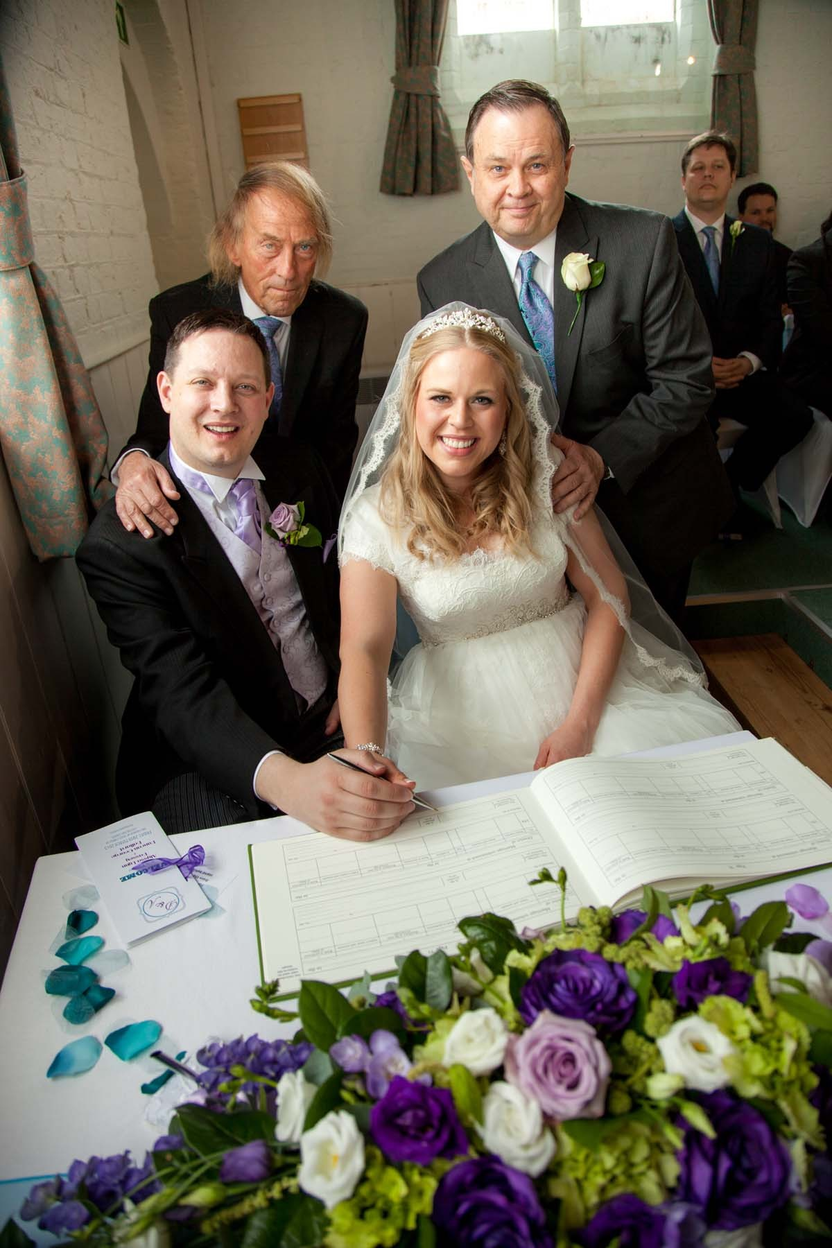 Sussex & Surrey Wedding Photographer - Ceremony (7)
