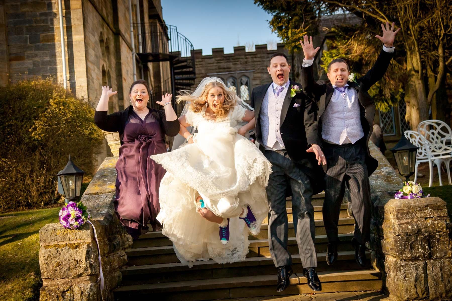Sussex & Surrey Wedding Photographer - Guests & Groups (12)