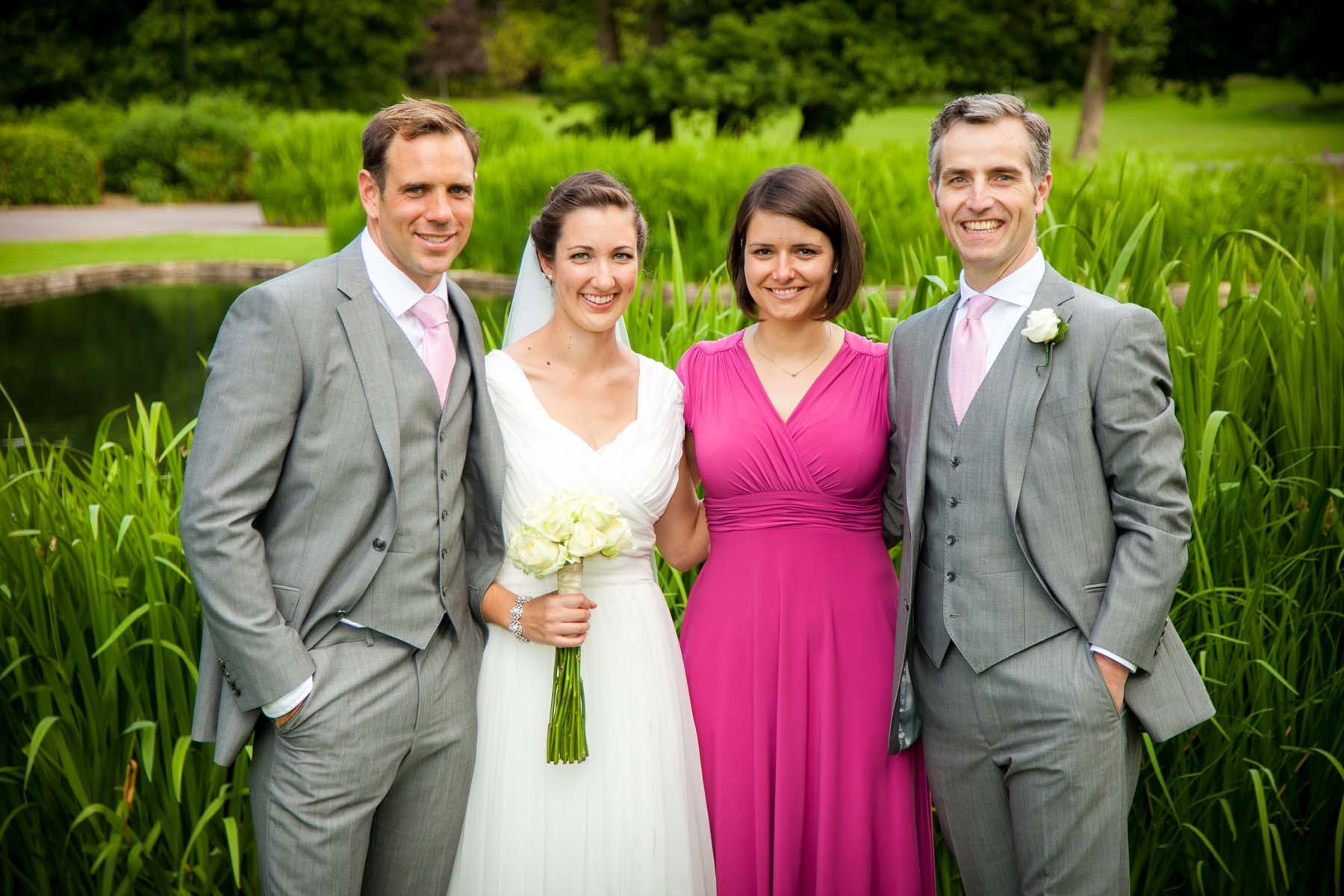 Sussex & Surrey Wedding Photographer - Guests & Groups (16)