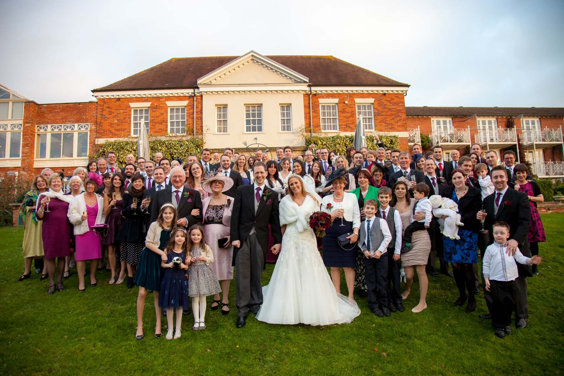 Sussex & Surrey Wedding Photographer - Guests & Groups (17)