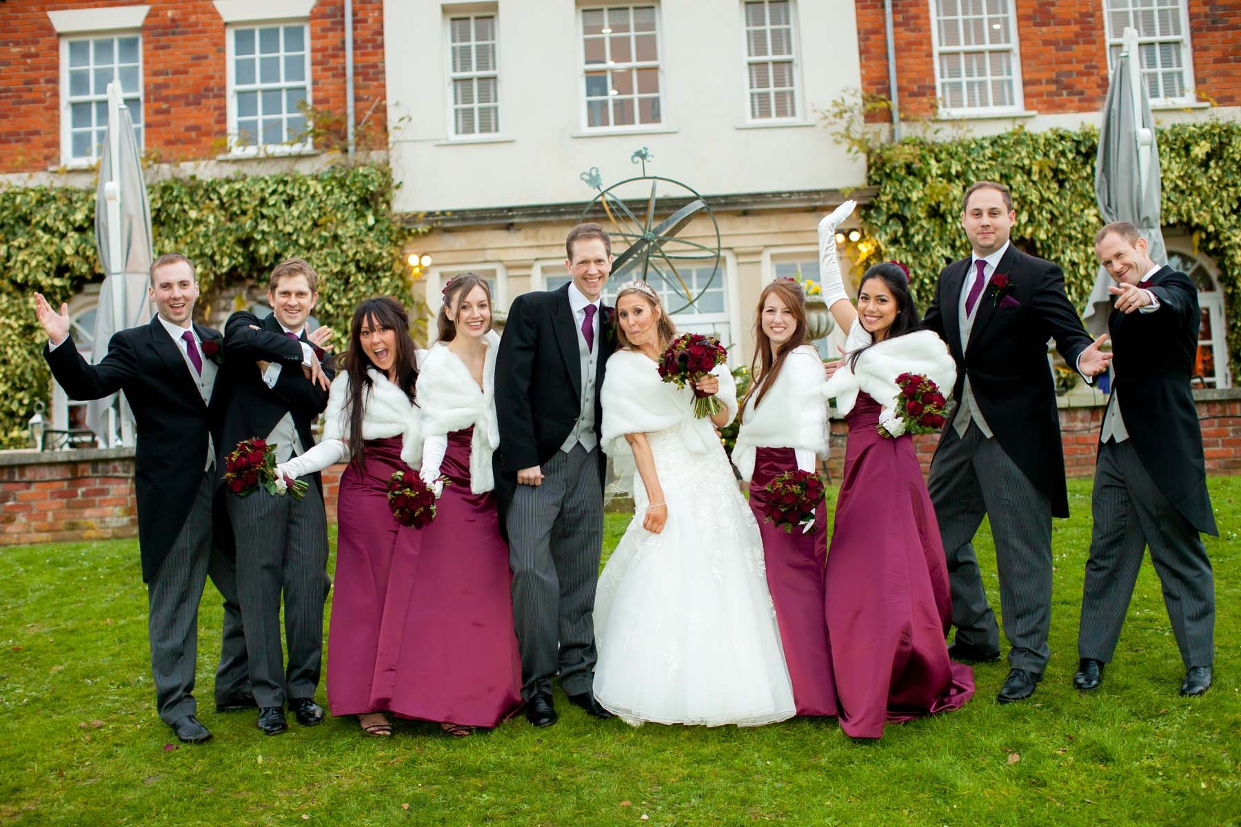 Sussex & Surrey Wedding Photographer - Guests & Groups (18)