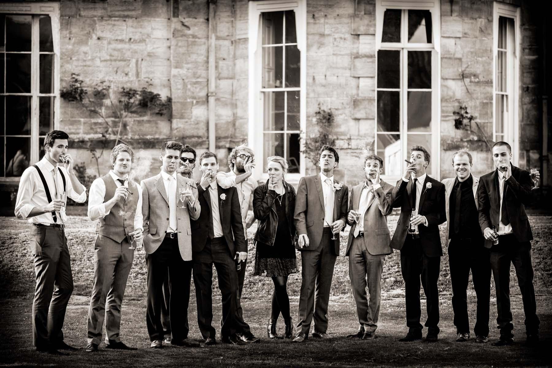 Sussex & Surrey Wedding Photographer - Guests & Groups (2)