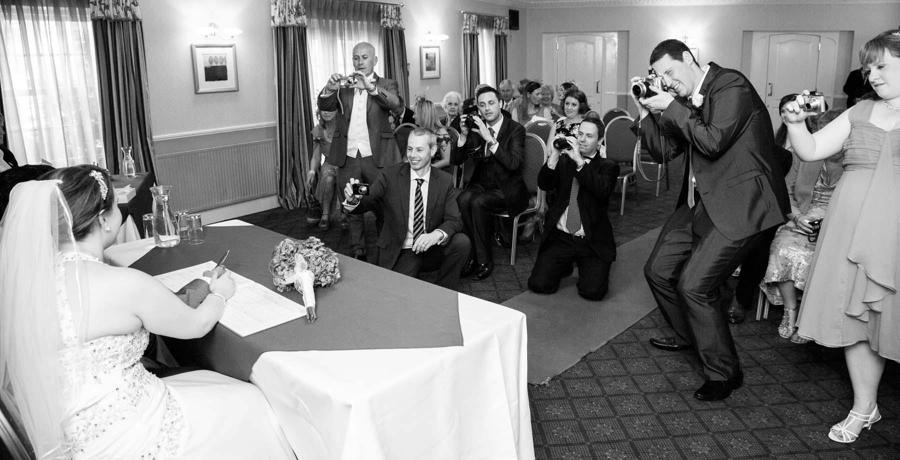 Sussex & Surrey Wedding Photographer - Guests & Groups (20)