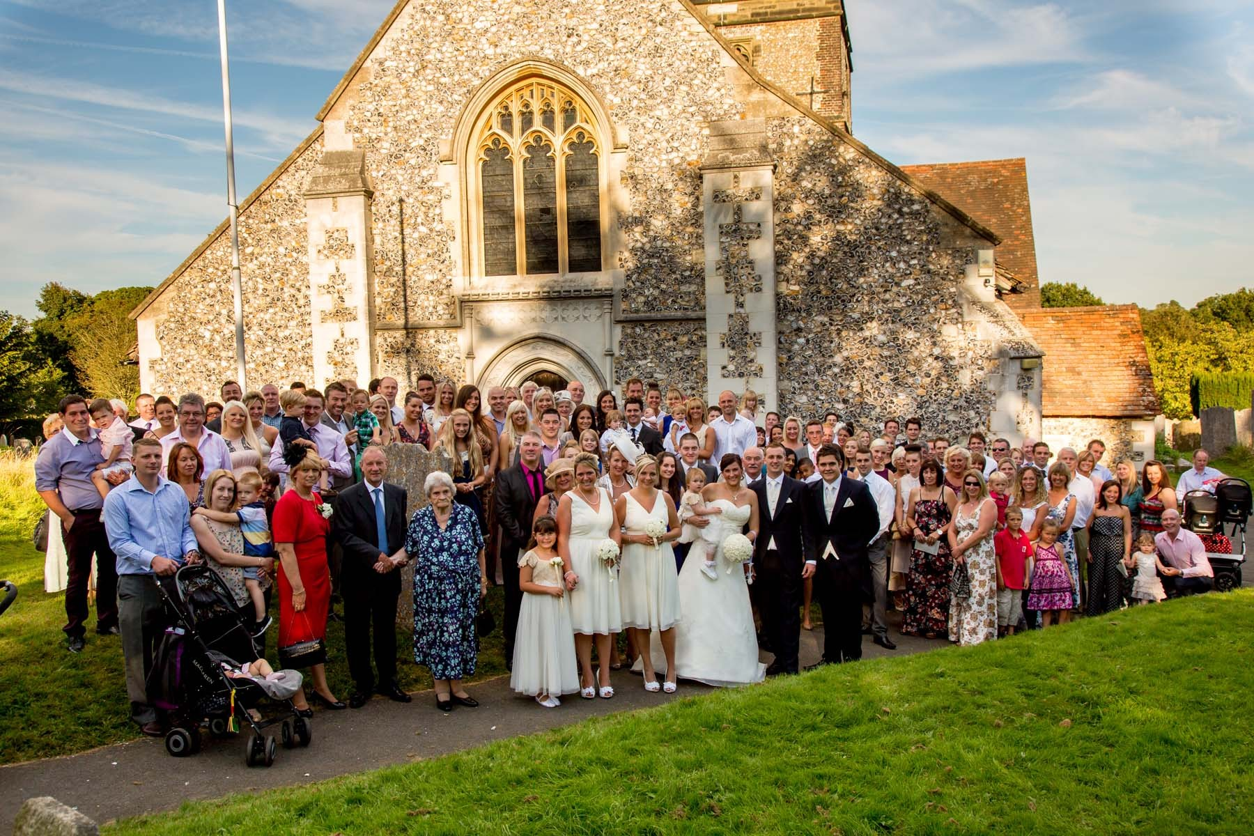 Sussex & Surrey Wedding Photographer - Guests & Groups (22)