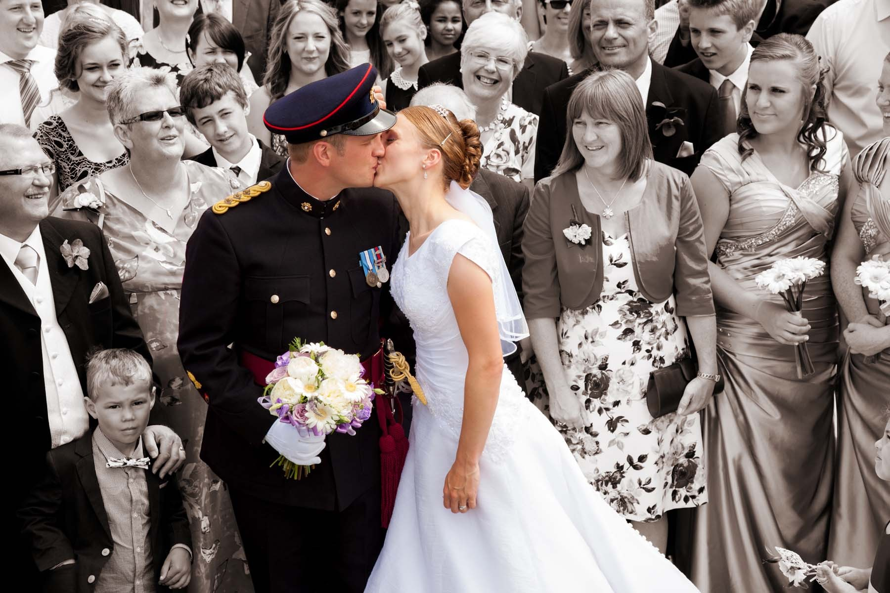 Sussex & Surrey Wedding Photographer - Guests & Groups (3)