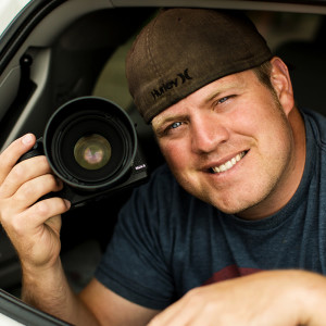 Headshot of Eric Pearce | Photographer