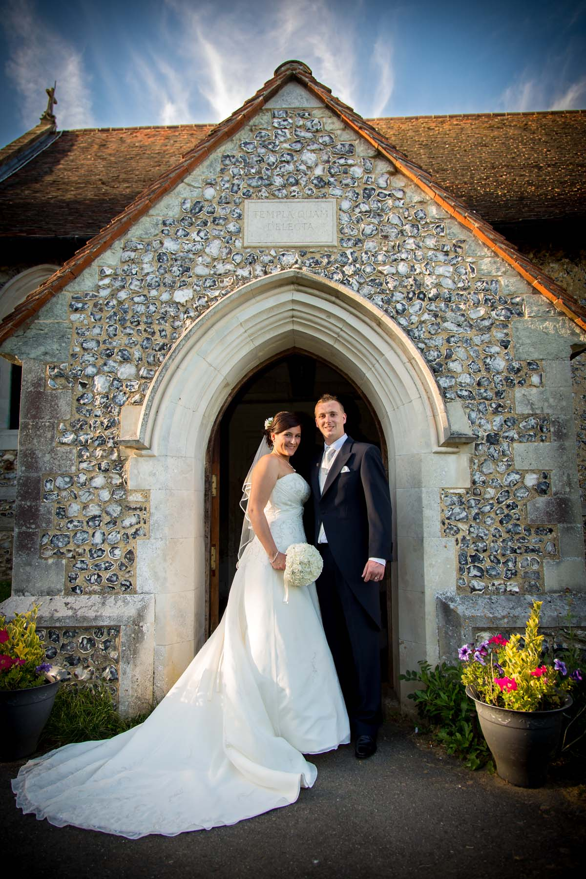 Sussex Amp Surrey Wedding Photographer Bride Amp Groom 42