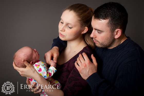 East Grinstead Newborn Photographer - Will & Ella - Sussex (5)