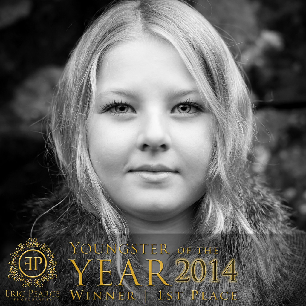 Youngster of the Year - Child Portrait Contest Winner - 1st Place