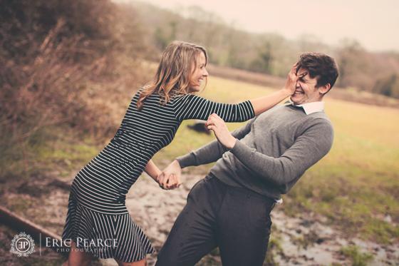 Muddy Engagement Photography (13)